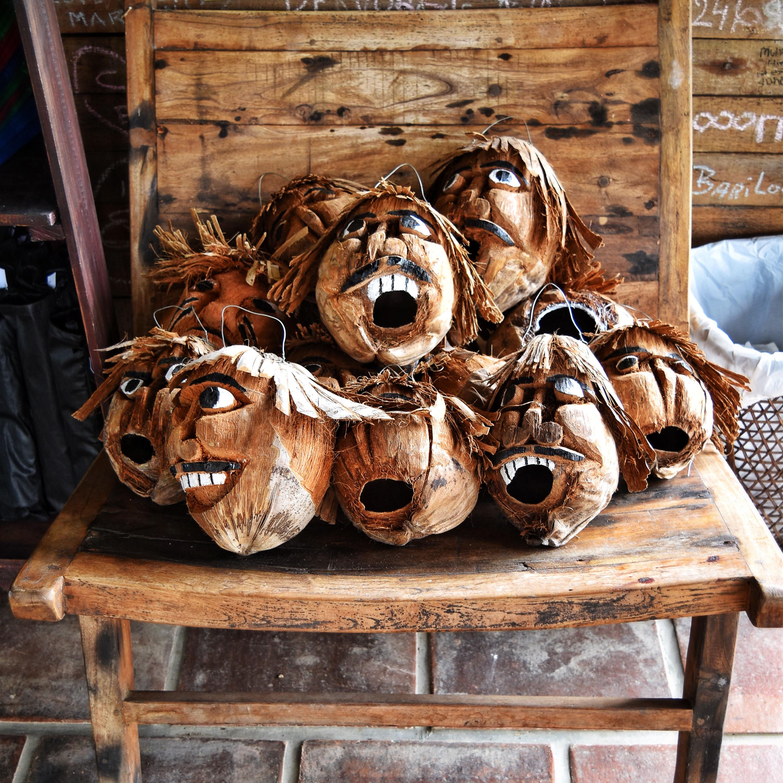 coconut heads